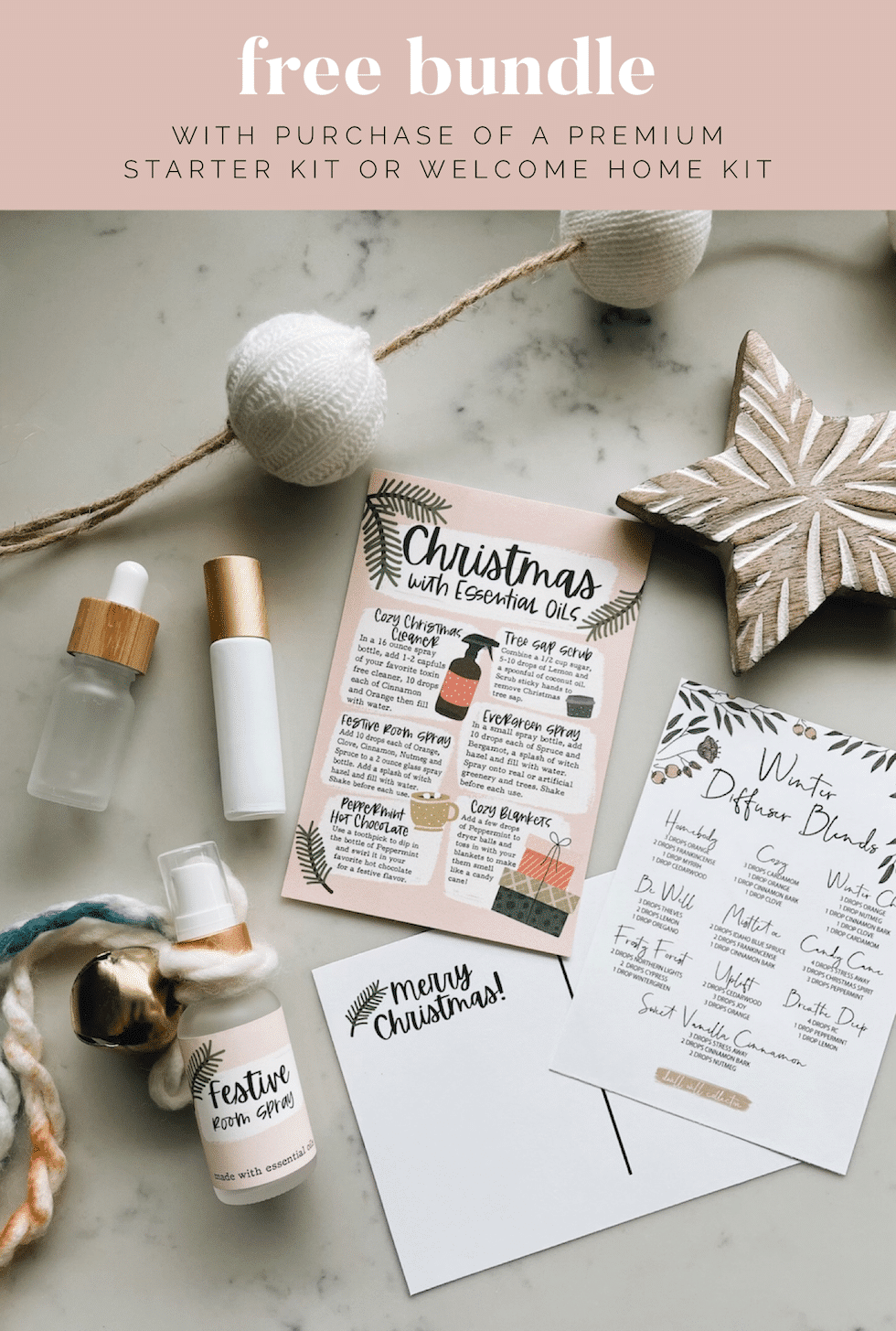 A Holiday Scented Home + Black Friday Deal