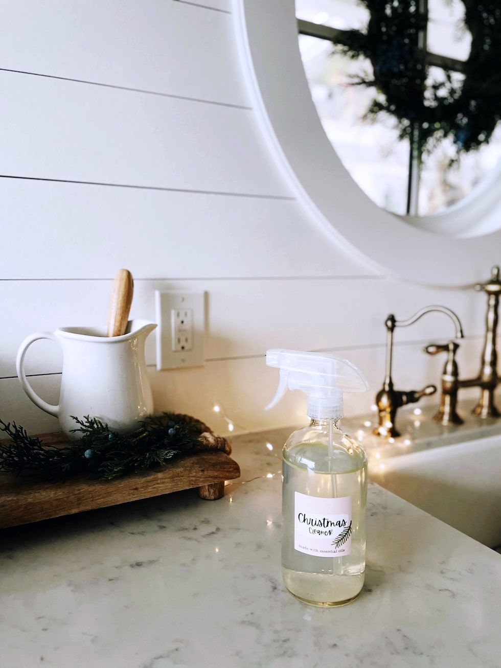 A Holiday Scented Home