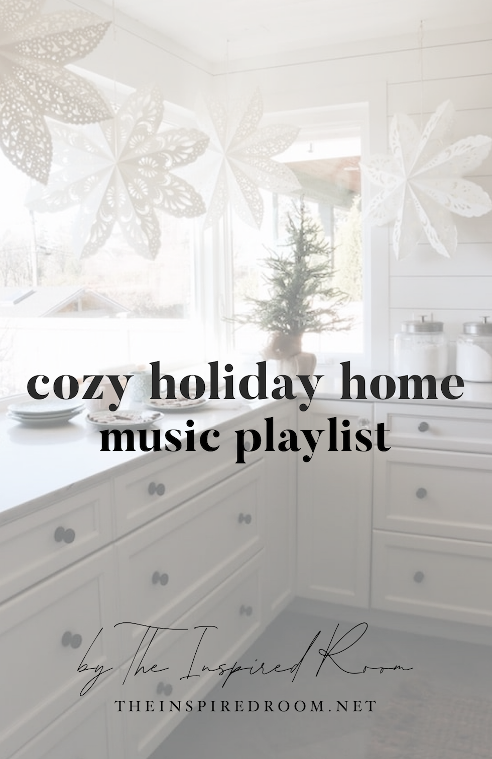 Cozy Holiday Home Playlist