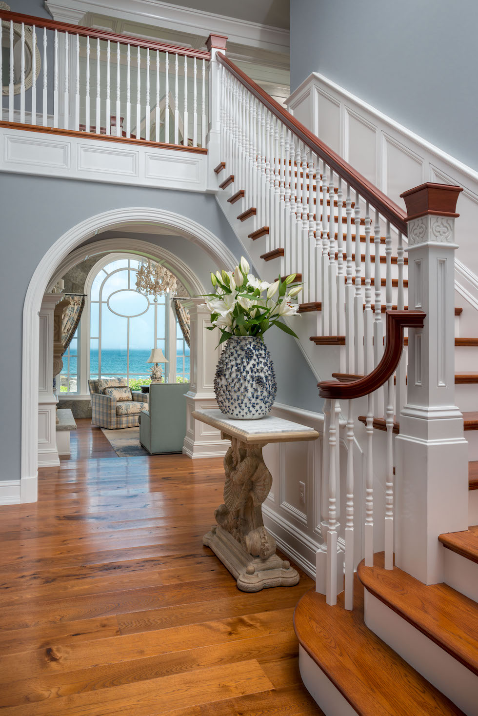 How to Add Classic Charm with Wide Plank Hardwood Flooring