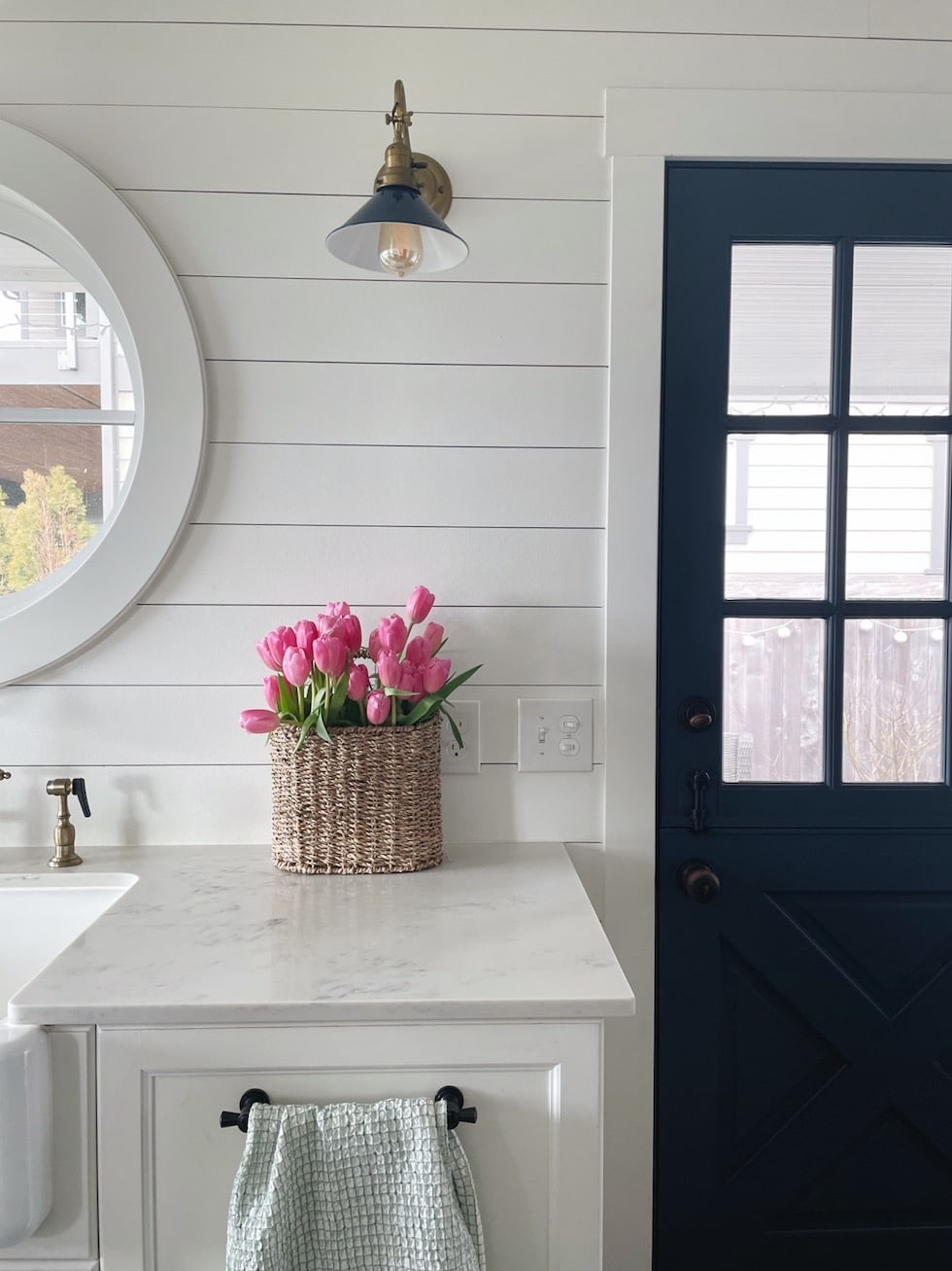 Simple Budget-Friendly Spring Decorating Idea