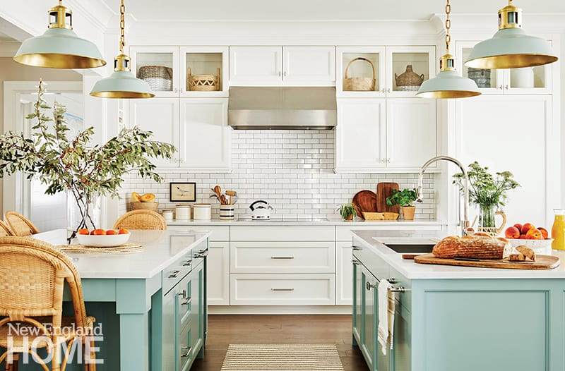 Inspired By: Pretty Kitchens