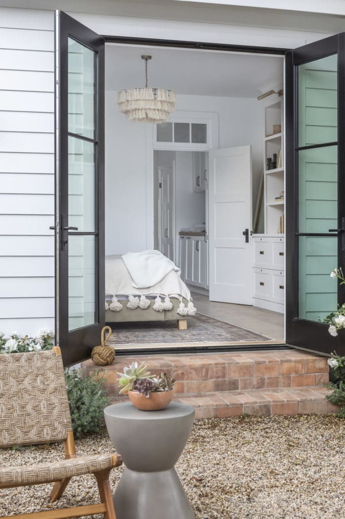 Inspired By: Exterior French Doors