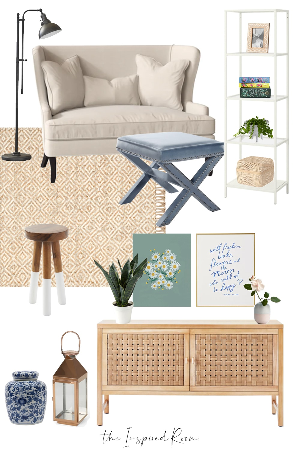 Courtney's New Apartment Tour + Design Plans + Mood Boards