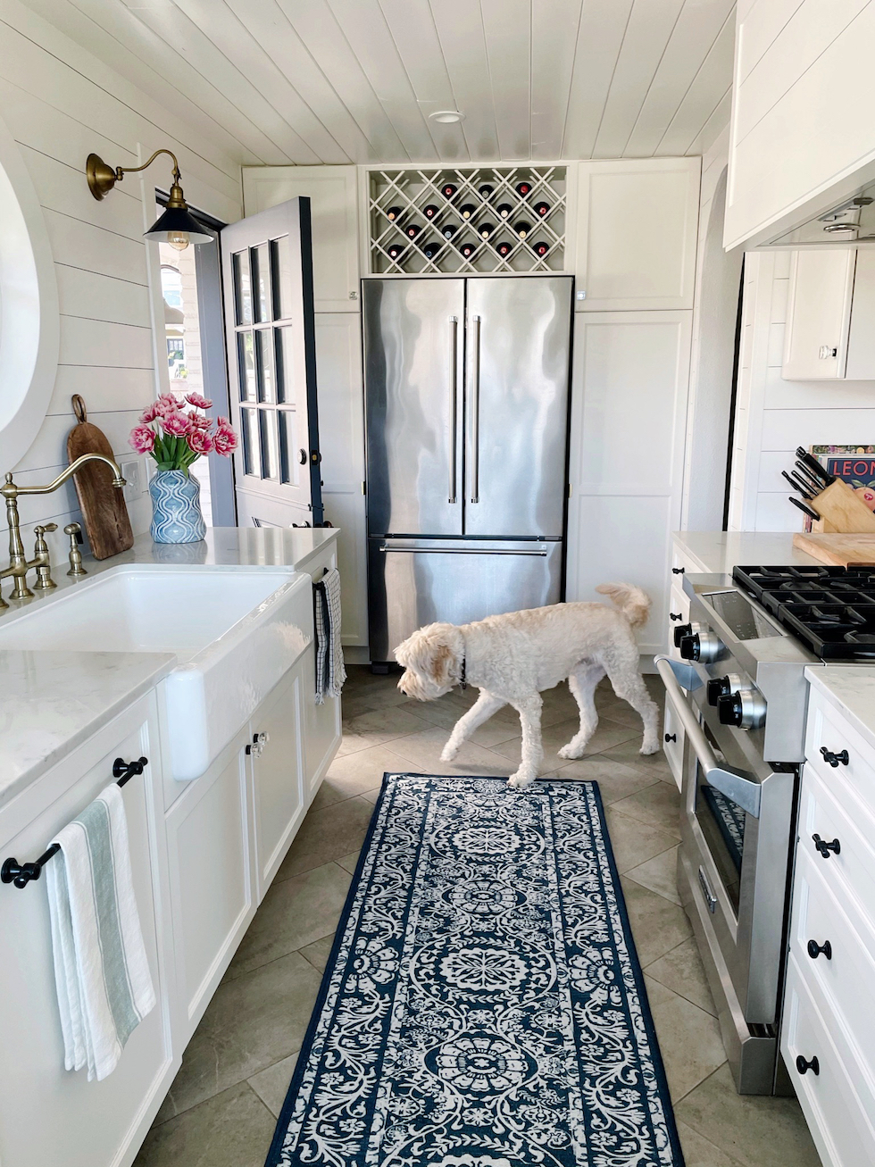 New Kitchen Runner (+ My Honest Thoughts on Ruggable Rugs and Favorite Designs)