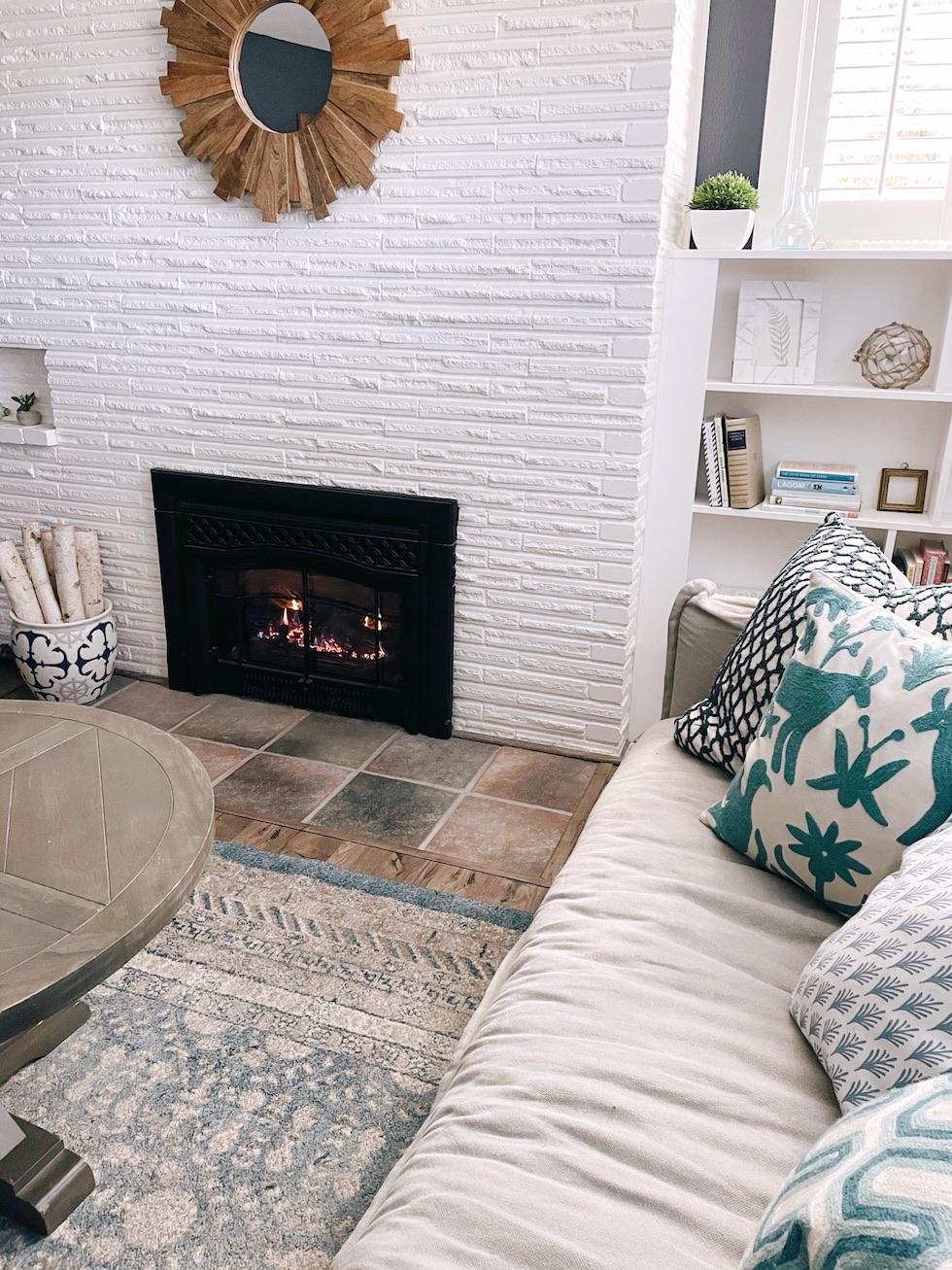 Our Cozy Cottage Basement