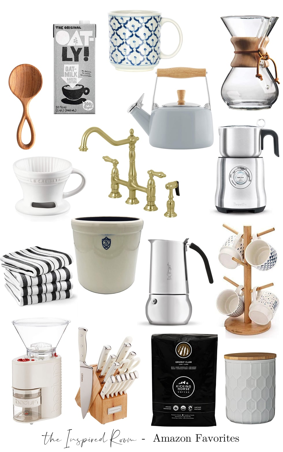 My Favorite Coffee Making Sources (Mugs, Milk Frother, Brewers and More)