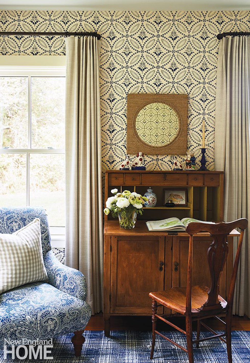 Inspired By: A Cozy Island Home on Martha's Vineyard