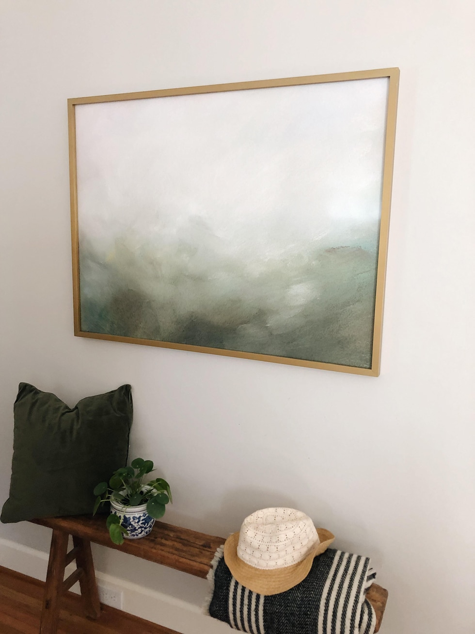 New Minted Art in Kylee's Entry (+ a 20% off code!)