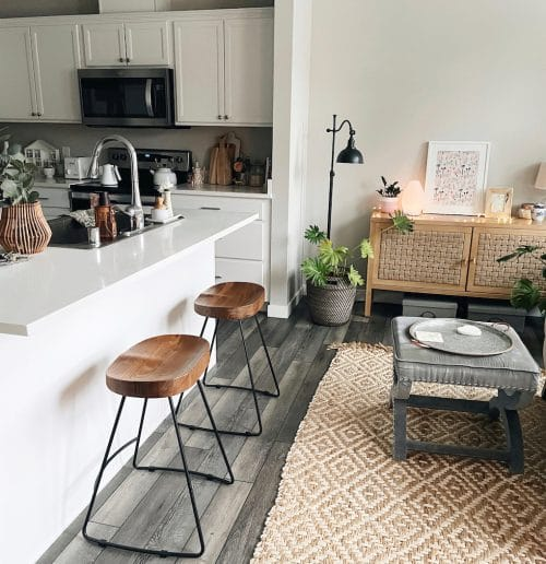 5 Clever Ways to Make a Small Space Cozy and Inviting (Courtney's Apartment)