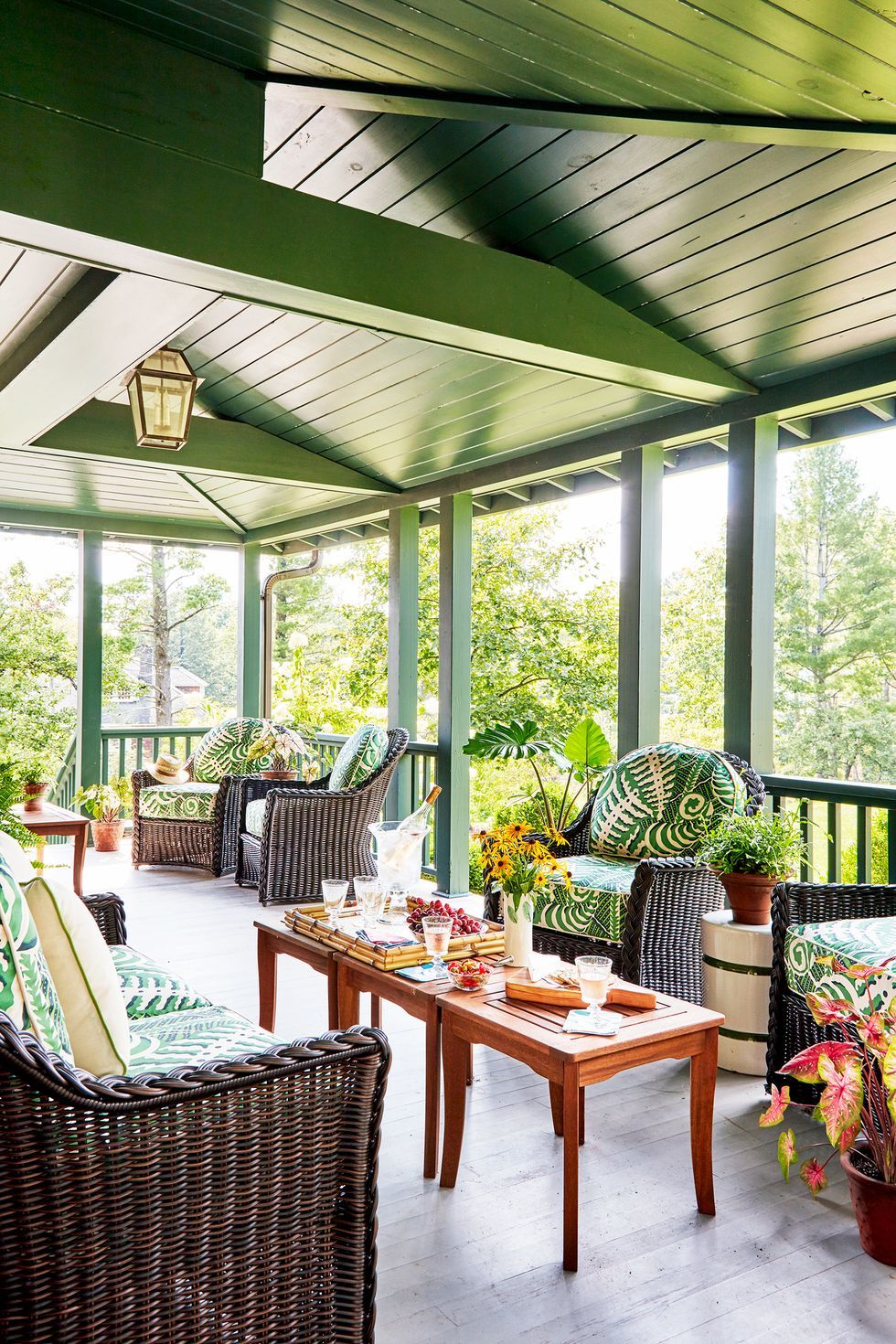 7 Cozy Fall Porches