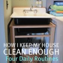 How to Organize & Clean Your House