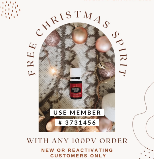 Young Living Holiday Gifts
